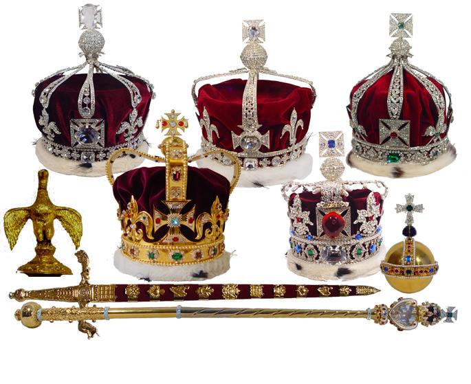 gioelli della corona