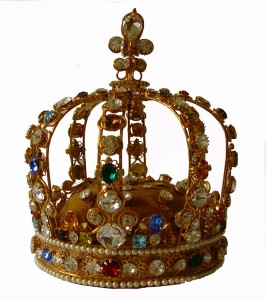 Louis XV crown
