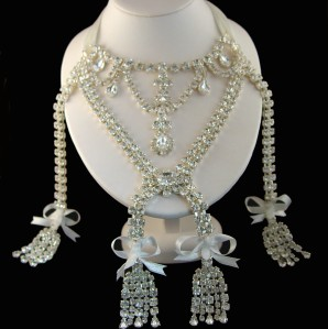 The Marie Antionette necklace