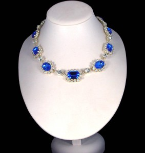 King George VI Victorian Suite Necklace