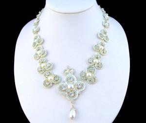 Queen Victoria Golden Jubilee Necklace