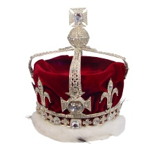 Crown of Queen Elizabeth