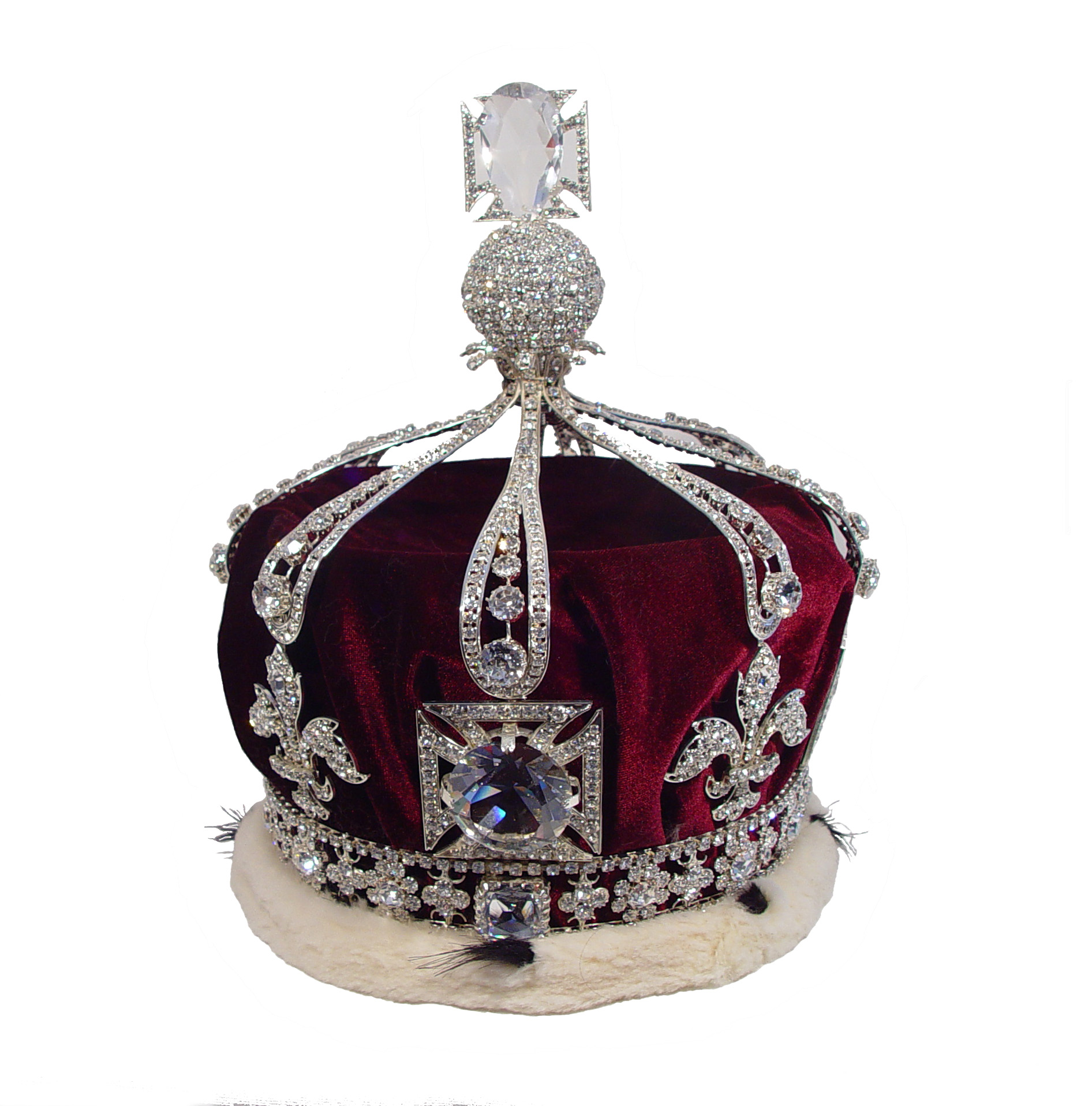 Queen Mary   s CrownQueen Elizabeth Crown