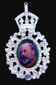 Edward VII Family Order
