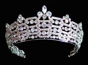 The Boucheron Tiara