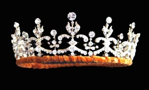 Girls of Gt.Britain and Northern Ireland Tiara