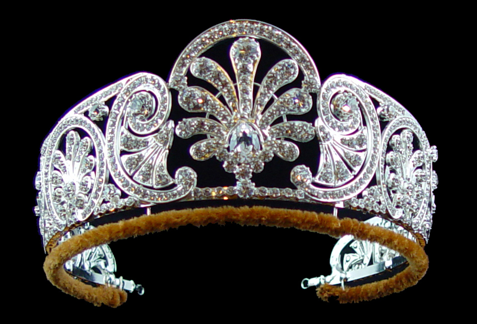 Queen s tiaras royal exhibitions for Mary queen of scots replica jewelry