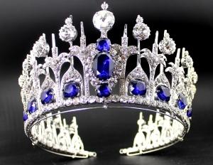 Queen Maxima's Sapphire Tiara