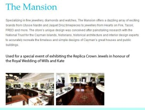 The Mansions in Camana Bay
