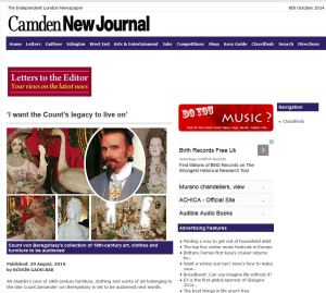 Legacy Camden Journal