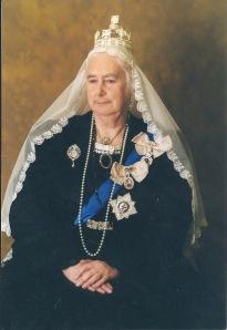 Look Alike Queen Victoria