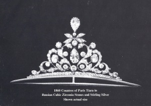 Princess of Paris Tiara