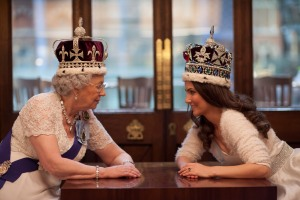 Queen and Kate 2