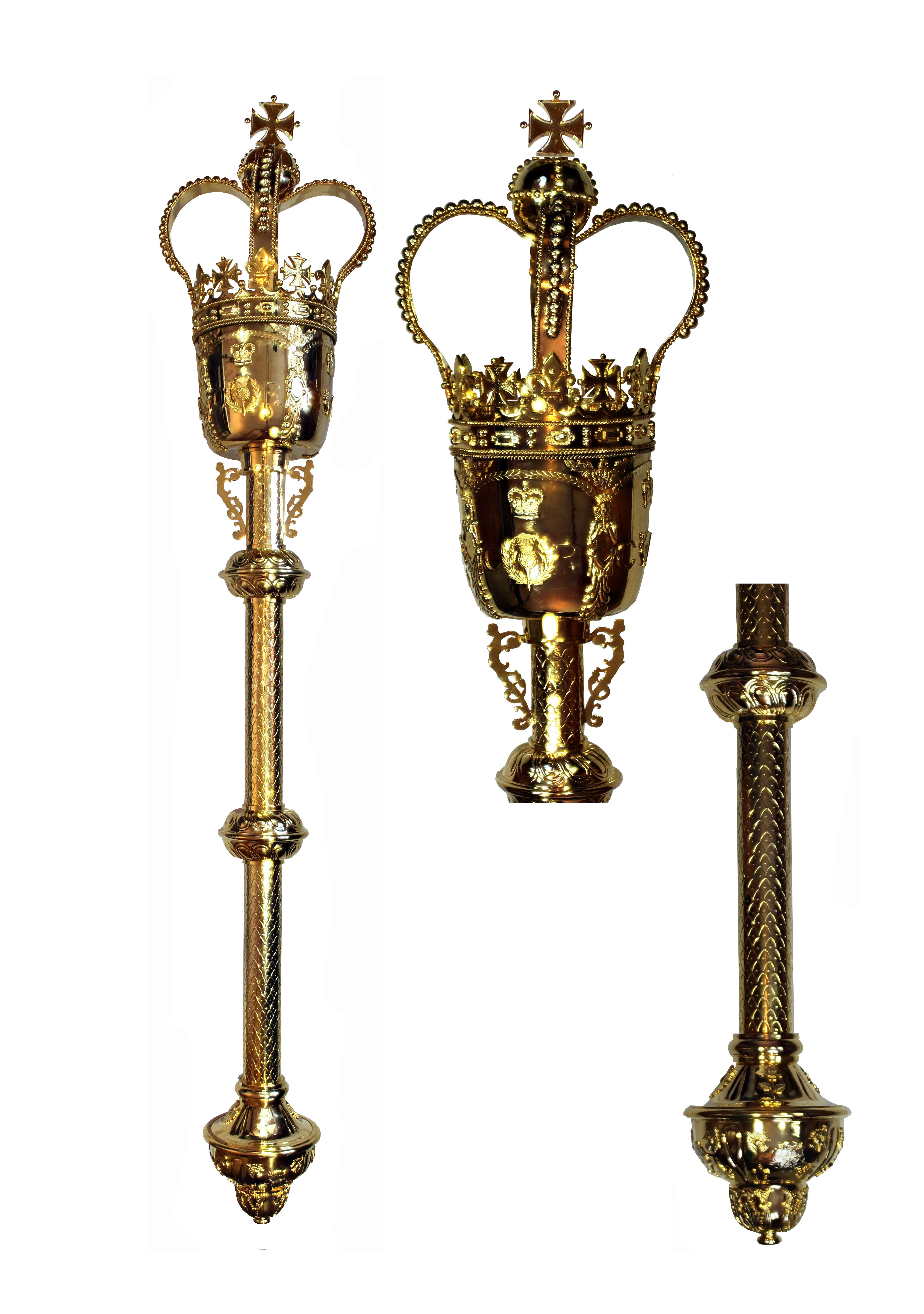 The Royal Mace Royal Exhibitions